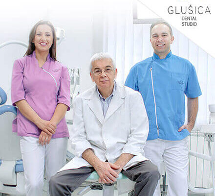 Dental Clinic GLUSICA
