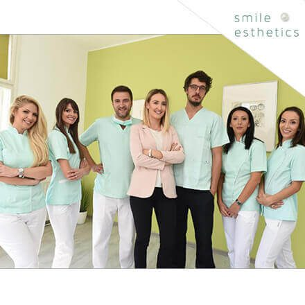 Dental Office Smile Esthetics