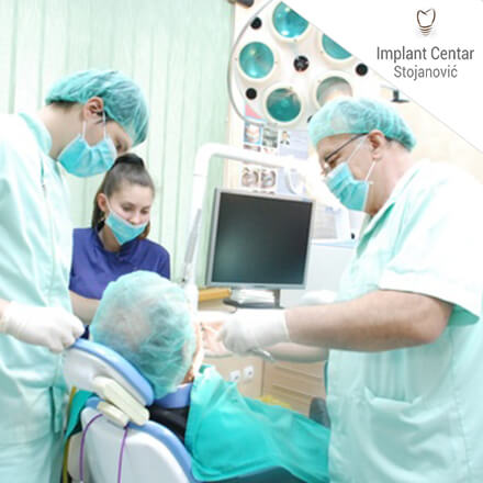 Implant Center STOJANOVIC