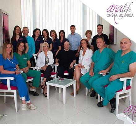 Allgemeine Klinik ANALIFE